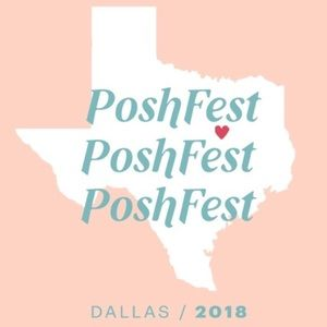 Accessories - I'm going to Poshfest 2018!